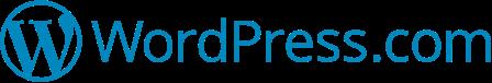 Logo firmy WordPress.com